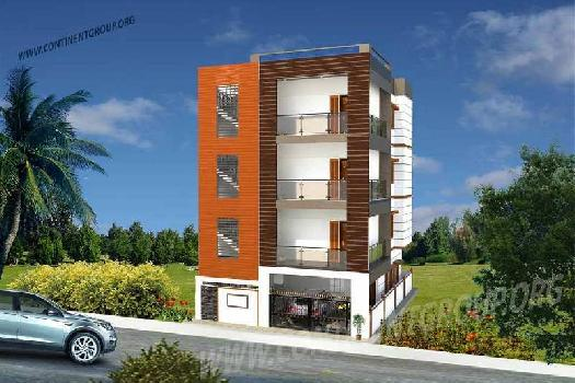 790 sqft 2 bhk flat for sale.