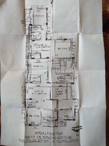 3 BHK Flats & Apartments for Sale in Purbalok, Kolkata