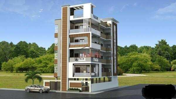3 BHK Flats & Apartments for Sale in Anwar Shah Road, Kolkata