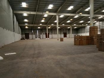 50000 Sq.ft. Warehouse/Godown for Sale in Chhatral, Gandhinagar