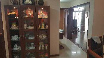 Fully Furnished 3 Bhk Flat For Sale