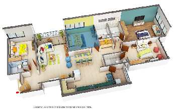 4 BHK Flats & Apartments for Sale in Sindhubhavan Road, Ahmedabad