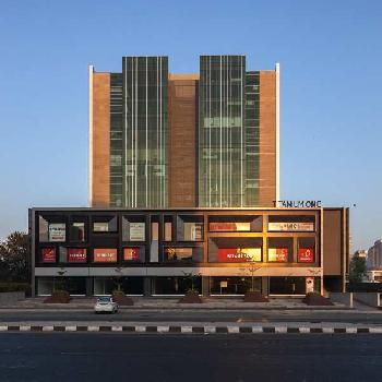 Office for Sale at S.G. Highway - Titanium One.