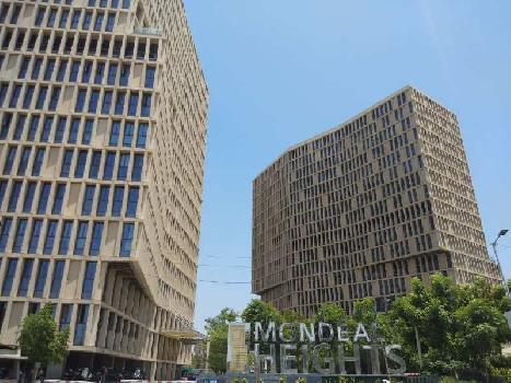 Office On Rent At S. G. Highway Mondeal Heights