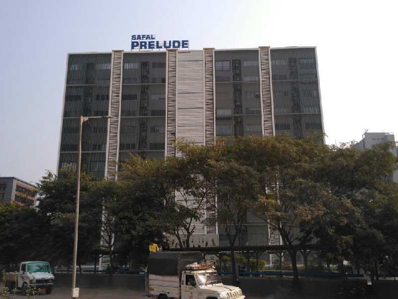 Office for Sale at Prahladnagar - Safal Prelude