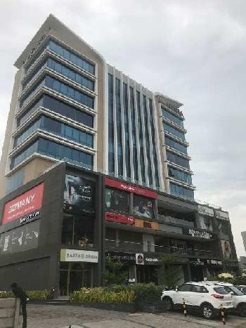 Office on rent at sindhubhavan road  - Shilp arista