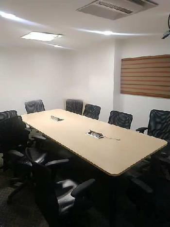 Furnished Office on Rent at Satellite - Iscon Mall