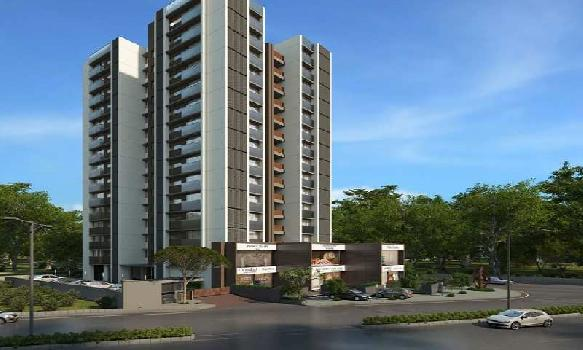 Flat on Rent at Prahladnagar - Binori Maple