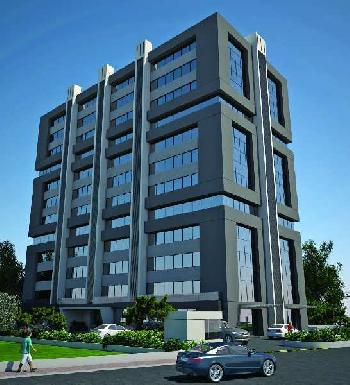 Office on Rent at Prahladnagar - Synergy Tower