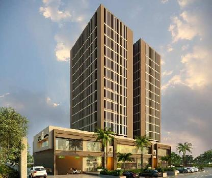Office on Rent at S.G. Highway - Satyam 64
