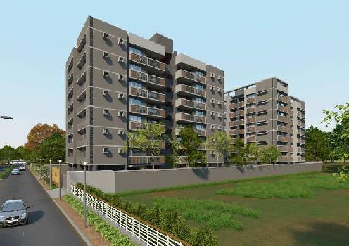 3 BHK Flats & Apartments for Sale in Ambli, Ahmedabad
