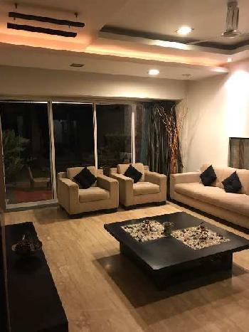 4 Bhk fully furnished bungalow for rent at sindhubhavan road