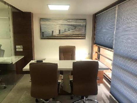 Fully furnished office for rent in Stellar at Sindhubhavan road