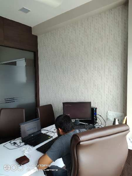 Fully Furnished Office for Sale at Thaltej