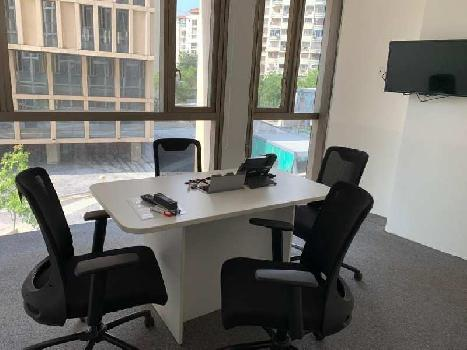 Fully Furnished Office at S.G. Highway - Mondeal Heights