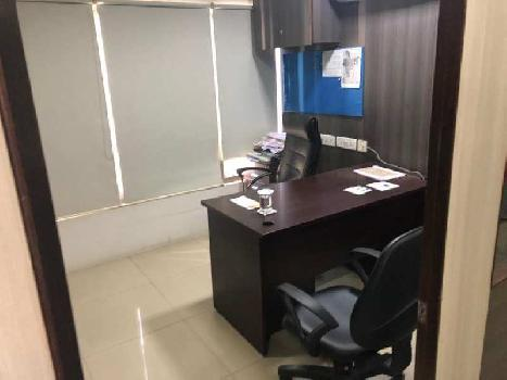 Fully Furnished Office for Rent at Prahladnagar - Safal Profitaire