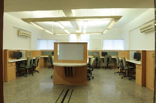 Fully Furnished Office for Rent at C G Road