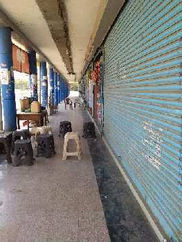 190 Sq. Feet Commercial Shops for Sale in J K Road, Bhopal