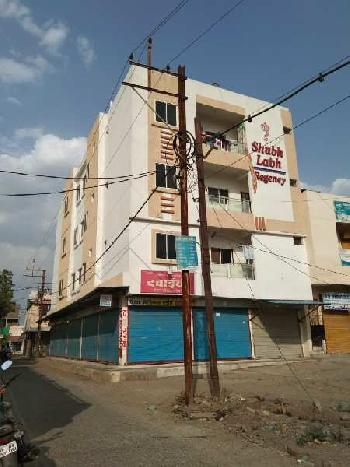 20 bhk flats total 3 flour and 7 shops for sale at bhel  nagar ayodhya bypass