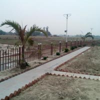 Residential land on New Jail Road, Kisan Path