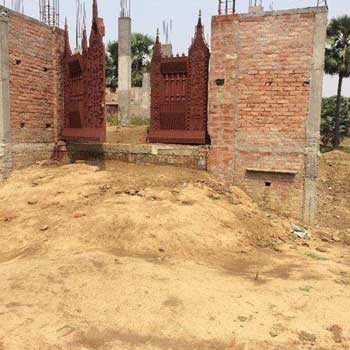 Plot in ramnagar