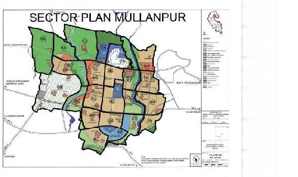 Residential Plot for Sale in Mullanpur, Mohali