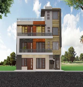 10 Marla Ground Floor in TDI City
