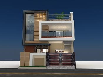 3 BHK Individual House for Sale in Guru Amar Das Nagar, Jalandhar