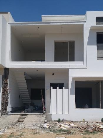 3 BHK Individual House for Sale in Khukhrain Colony, Jalandhar