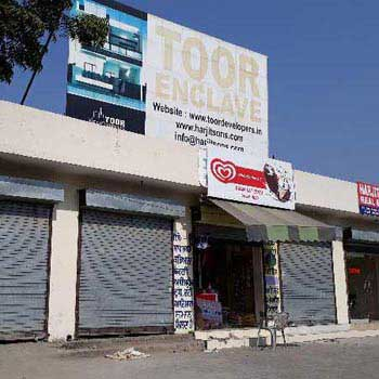 208 Sq.ft. Commercial Shops for Sale in Toor Enclave, Jalandhar