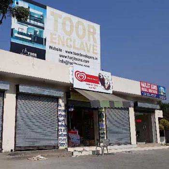 203 Sq.ft. Commercial Shops for Sale in Toor Enclave, Jalandhar