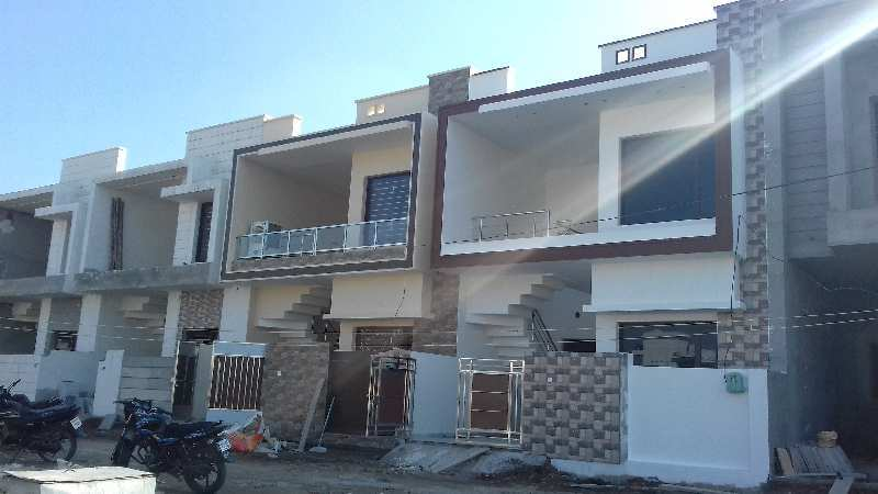 North Phasing 3bhk House In Toor Enclave Phase-1 Jalandhar