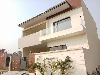 Good Looking 4bhk House In Khukhrain Colony Jalandhar