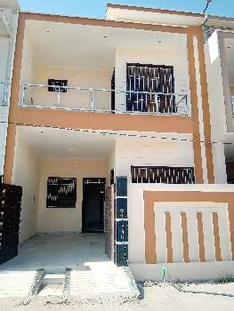 5.57 Marla 3bhk House For Sale in Guru Ramdass Nagar Jalandhar