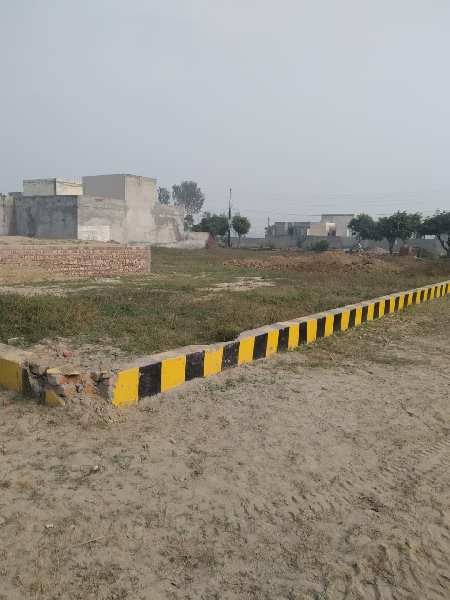 Two Side Open Plot For Sale In Jalandhar