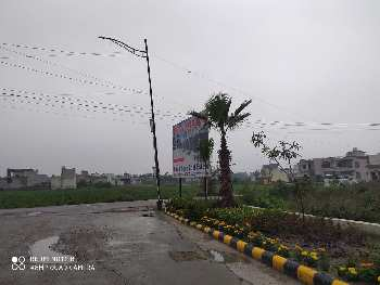 2 side Open 5.44 marla Plot for sale Amrit Vihar  jalandhar
