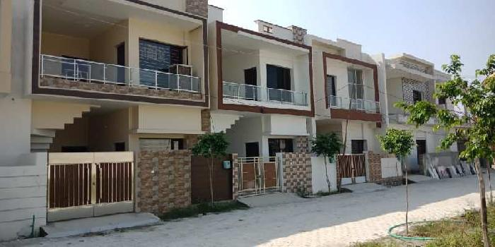North Facing 3BHK 6.16 Marla House For Sale In Jalandhar