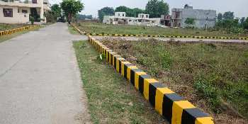 West Facing (1.10 Lac Per Marla) Plot For Sale In Jalandhar