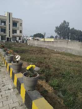 3.47  Marla Plot For Sale In Palli Hill Jalandhar