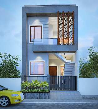 4.81 Marla 3BHK House In Amrit Vihar