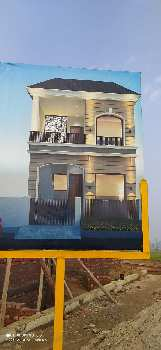 4.83 Marla 60 ft Road 3BHK house In Amrit Vihar