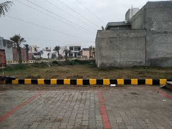 West facing 3.61 Marla Land In Amrit Vihar