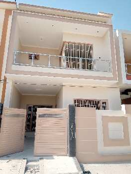 Independent {5.57 Marla} House In Jalandhar