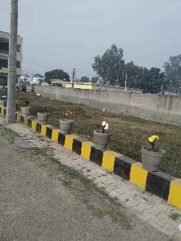 5.79 Marla Plot In Palli Hill Jalandhar