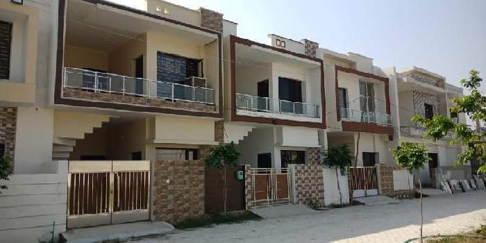 3BHK 6.16 Marla House In Jalandhar