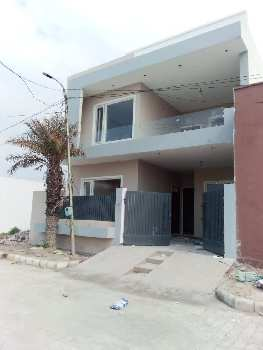 Prime Location 4BHK House In Jalandhar