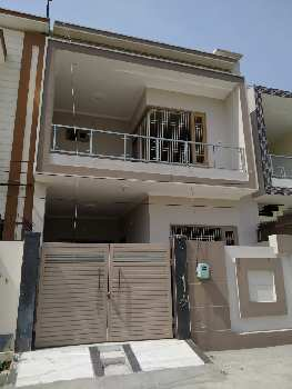 5.57 Marla 4BHK Residential House In Jalandhar