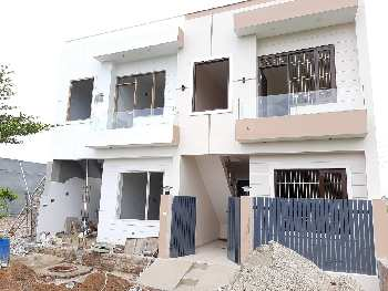 Double Story 2BHK House For Sale In Amrit Vihar Jalandhar