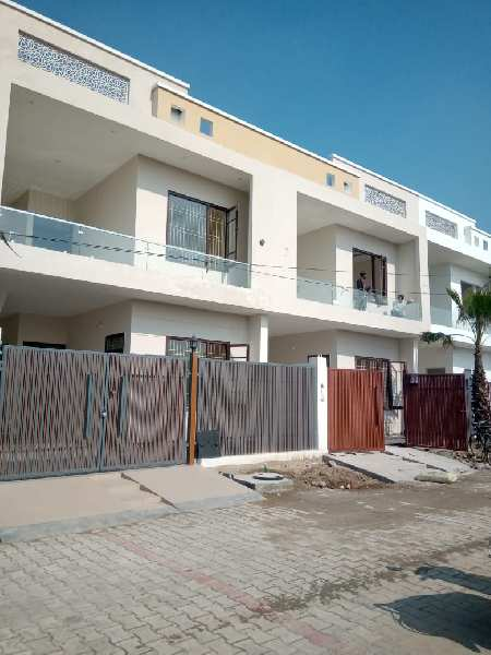 LOWEST PRICE OFFER 6.37 Marla 3BHK House In Just 38.50 Lac In Amrit Vihar Jalandhar