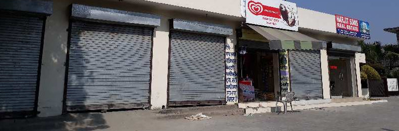 Shop Available Next To National Highway NH-1 Jalandhar